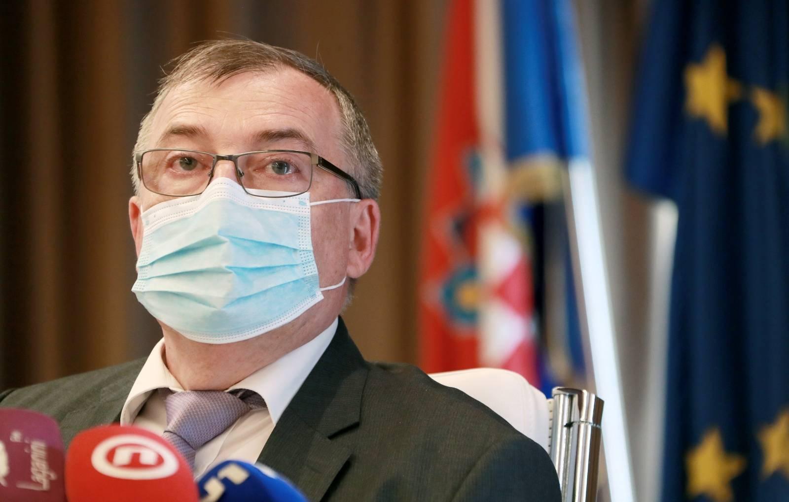 Zagreb: Povodom obilježavanja Dana ružičaste vrpce održana konferencija za medije