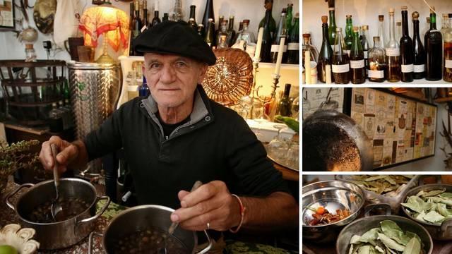 Ostvaruje gastronomske vizije u mirovini: U svom 'gastrolabu' radim i sok od kaktusa s Čiova