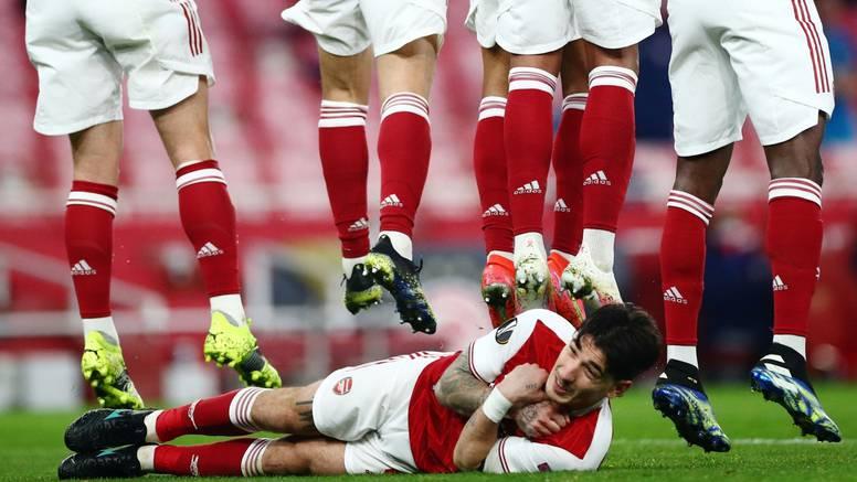 Arsenalov igrač šokirao: Pio sam kad god mi je bilo teško