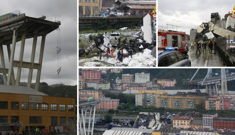 Uklanjaju urušeni vijadukt kod Genove: Poginulo je 43 ljudi...