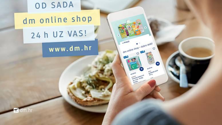 dm pokrenuo online shop: Prva drogerija u Hrvatskoj u kojoj možete kupovati online