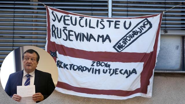 Troje Borasovih prodekana s Filozofskog dalo ostavku, ostao samo v.d. dekana Jurković