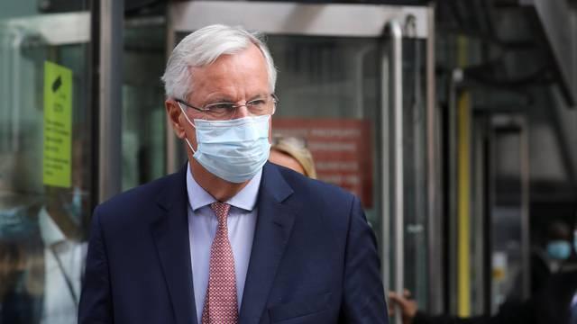 Barnier stigao u Berlin na sastanak s njemačkim vrhom