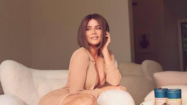 Khloe Kardashian tvrdi: 'Nisam se izoperirala, pijem kolagen'