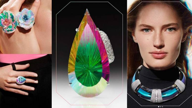 Svjetlosna igra kao glavna inspiracija za novu kolekciju luksuznog nakit Boucheron