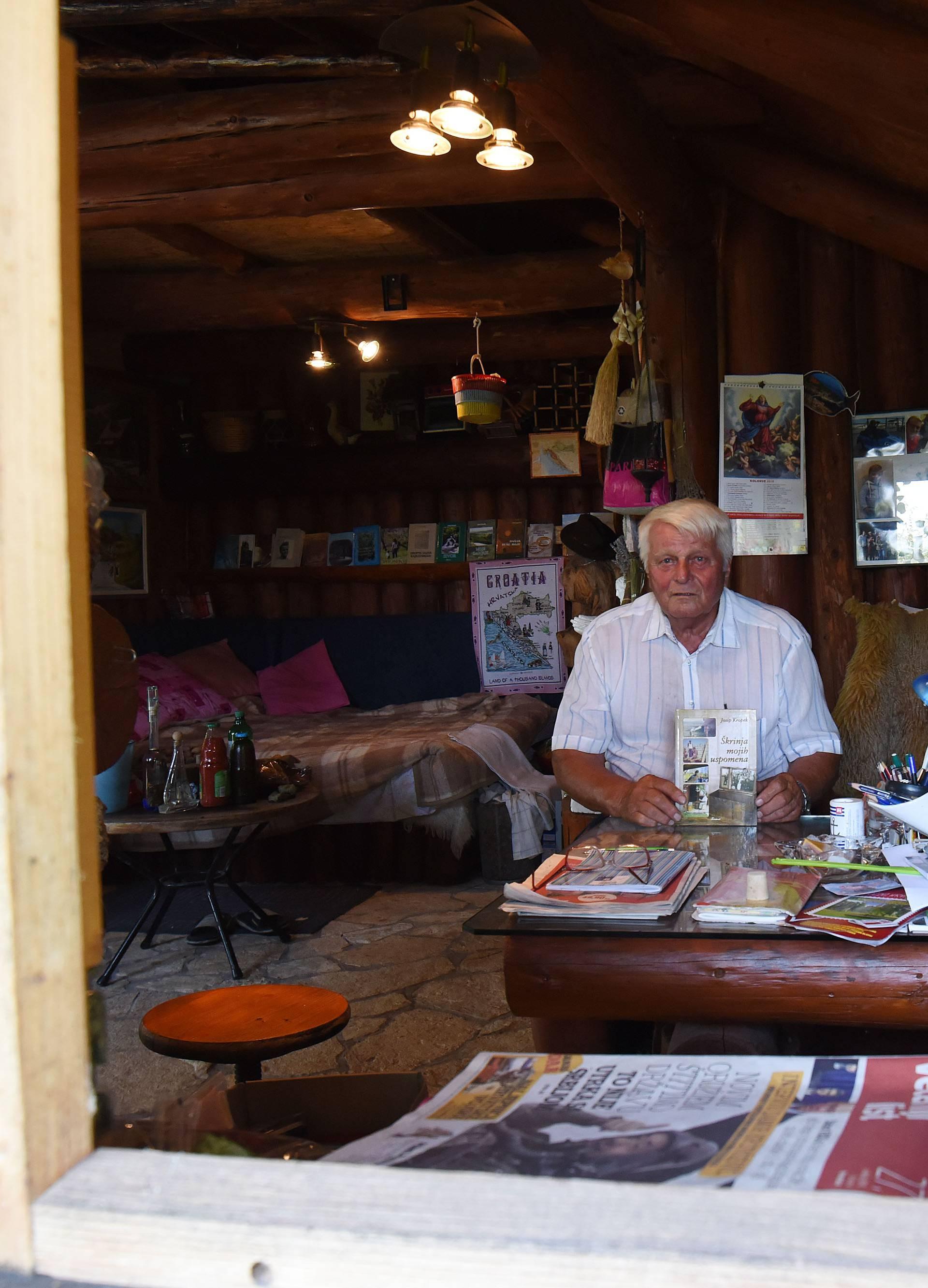 Pjesnik Josip Kropek (80): U mirovini sam objavio 18 knjiga