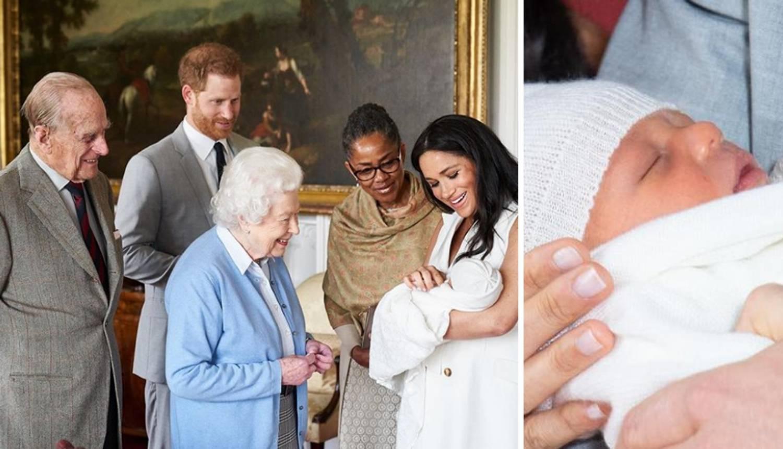 Nova kraljevska beba Archie moći će si birati državljanstvo