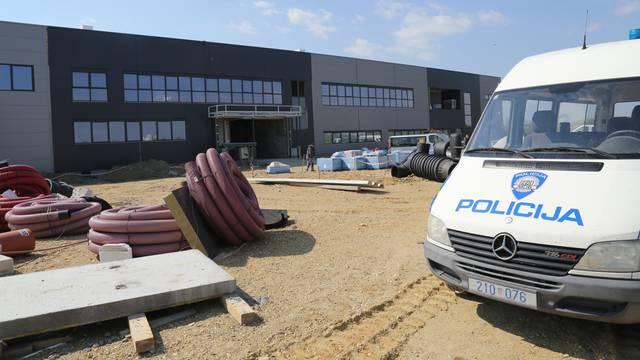 Drama na gradilištu u Čakovcu: Trojica radnika pala s dizalice