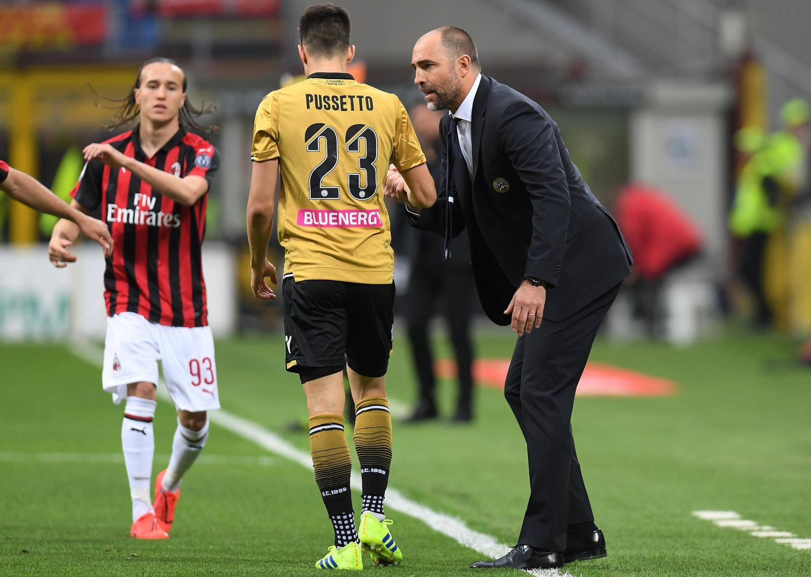 Serie A - AC Milan v Udinese