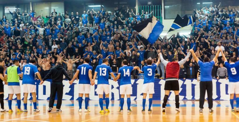 Kakva golijada: Futsal Dinamo zabio devet, Split 10 golova