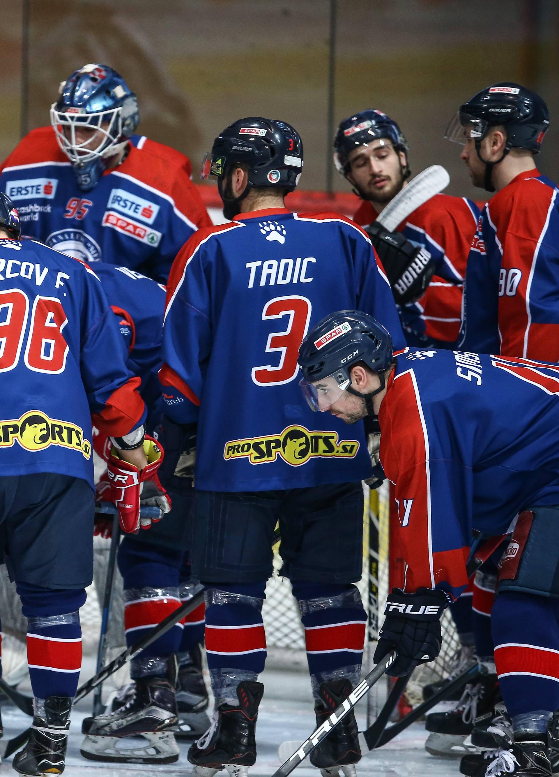 Zagreb: Medveščak i TWK Innsbruck u 41. kolu EBEL lige