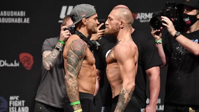 MMA: UFC 257-Weigh Ins