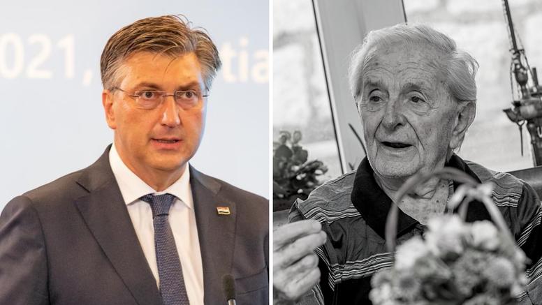 Andrej Plenković izrazio je sućut obitelji Martinović nakon smrti velikog hrvatskog glumca Miše