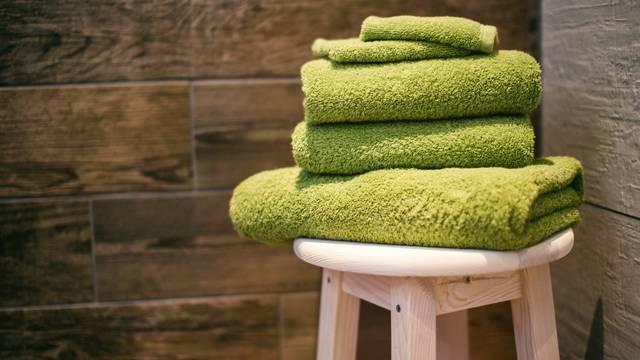 Pranje ručnika
