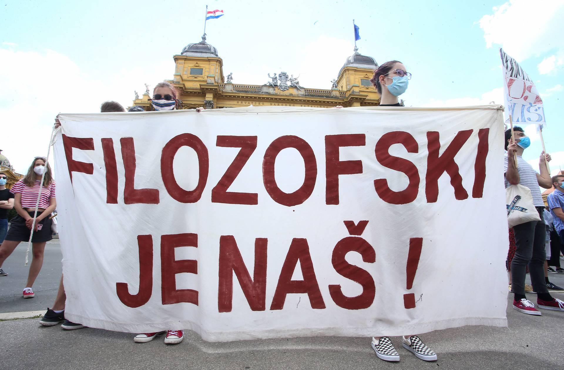 Ribić proziva Vladu: Slučaj Filozofskog pokazuje da je sudstvo neovisno od građana
