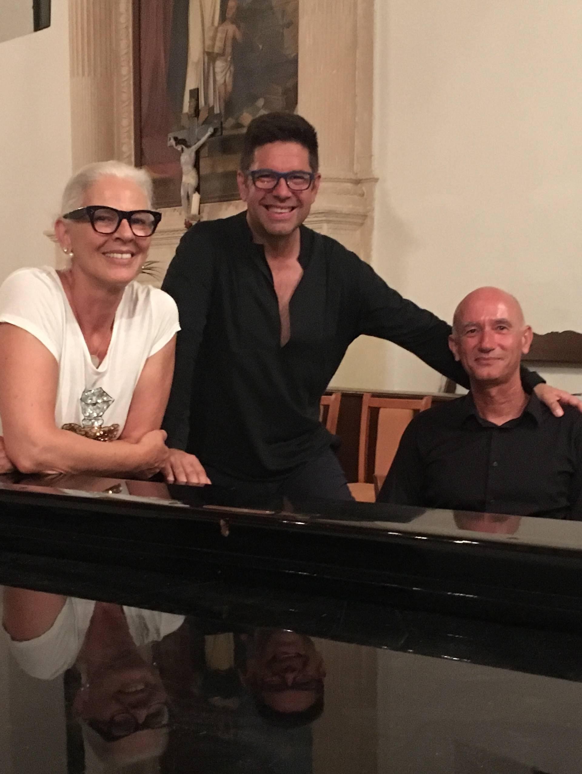 Koncert Brausa i Frke u znak sjećanja na Nušu Marović