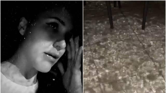 Poplava kod Lane Jurčević: 'Ovo je pakao, ne znam za skladište'