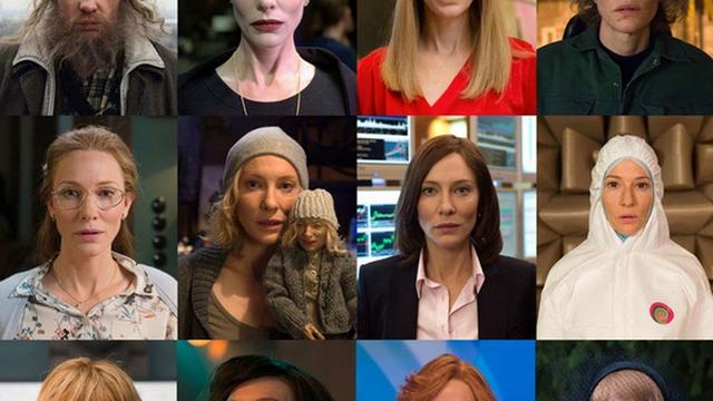 Toliko lica: Cate Blanchett ima 13 izražaja u najnovijem filmu