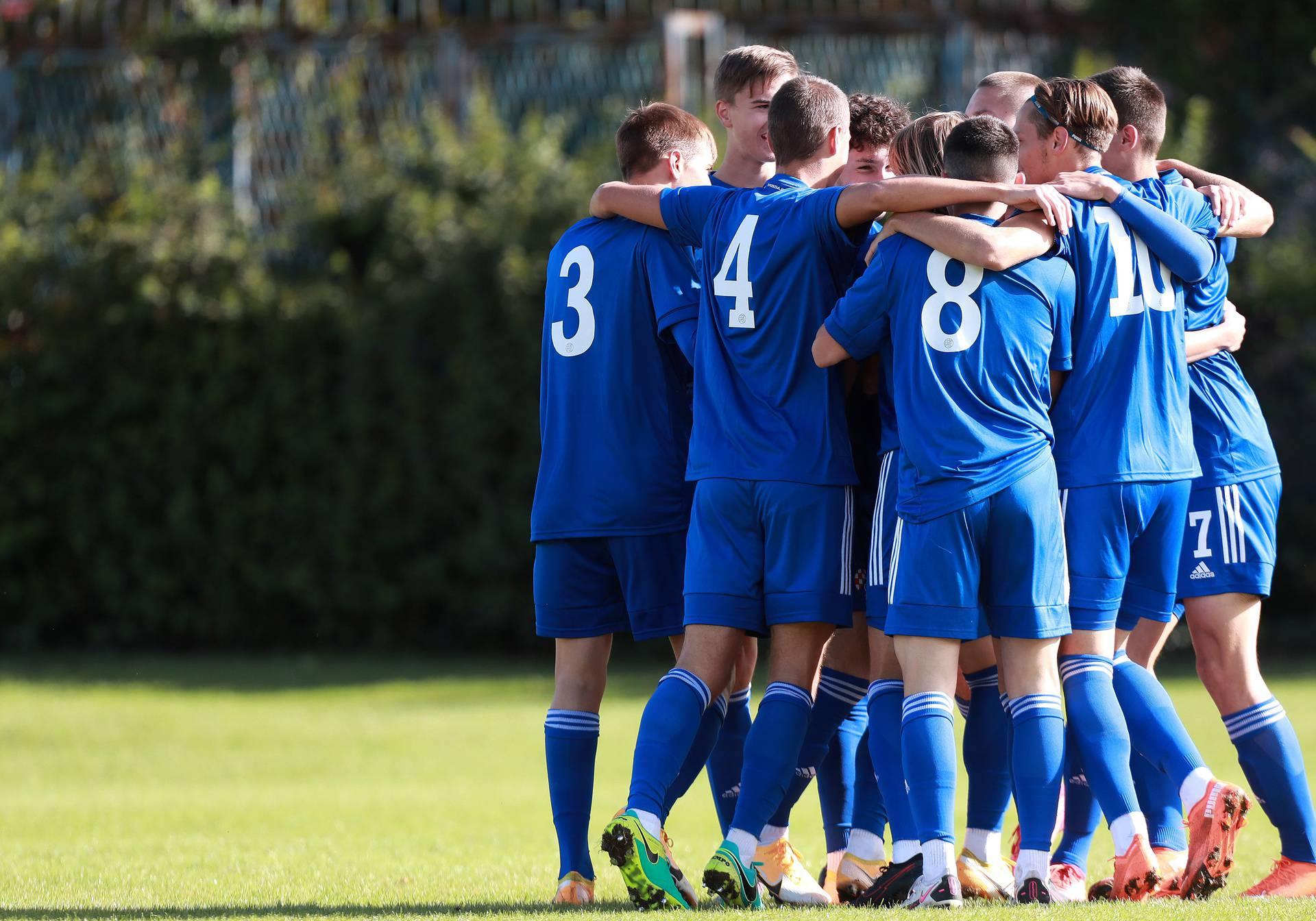 Zagreb: Juniori Dinama i Lokomotive odigrali  1:1