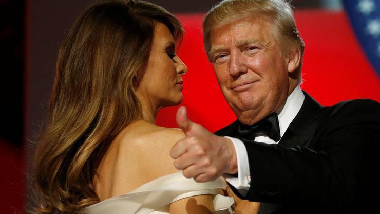 Melania mu je opraštala: Ovo su bile Trumpove ljubavnice...