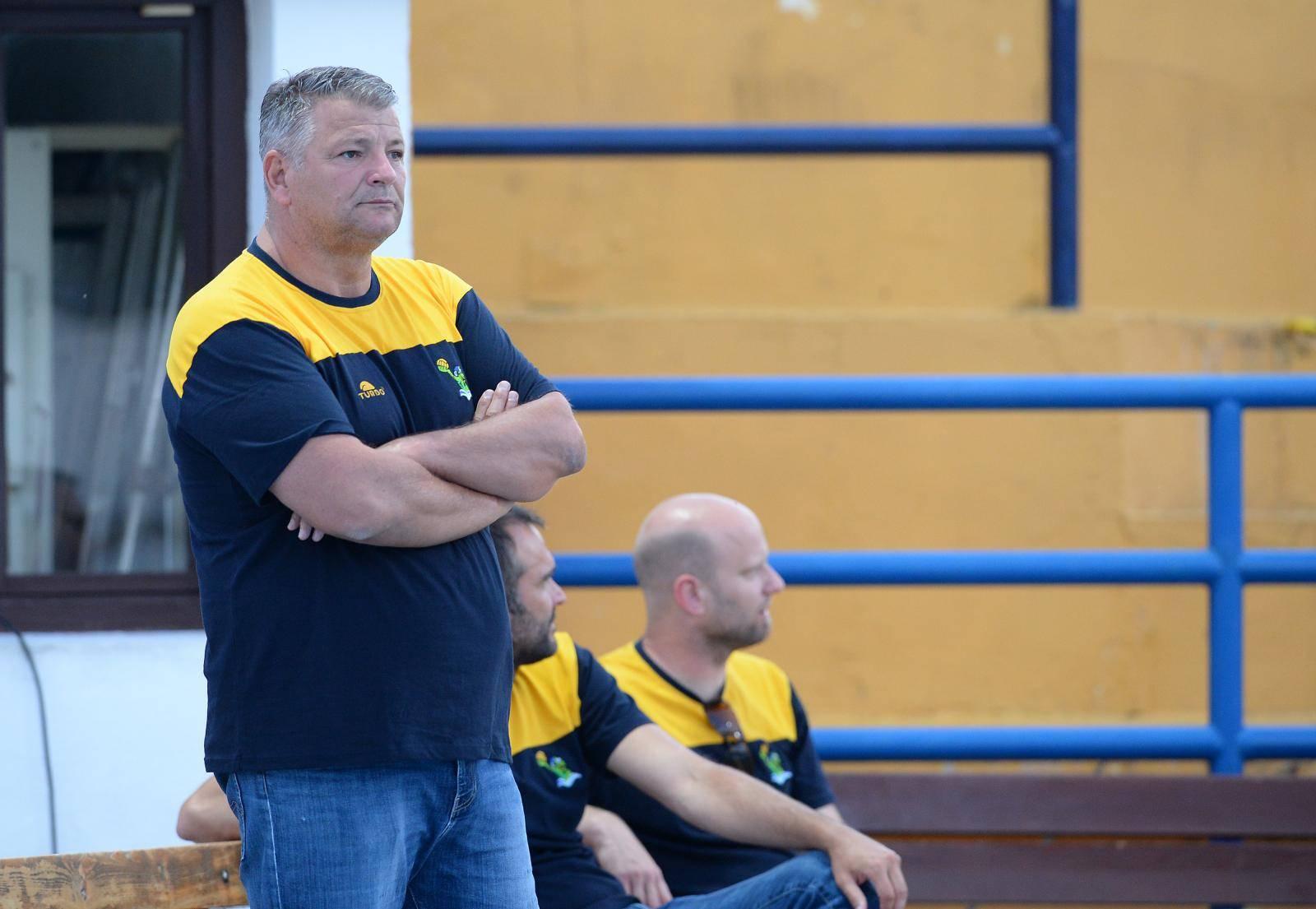 Zagreb: Prva četvrtfinalna utakmica prvenstva Hrvatske, HAVK Mladost - OVK Pošk