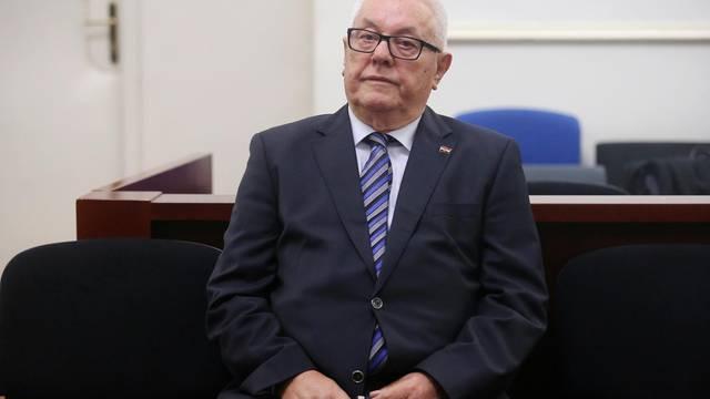 Zagreb: Luka Bebić kao svjedok na suđenju Ivi Sanaderu