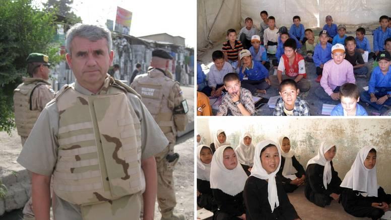 'U šoku ste kad vidite život u Kabulu. I u toj bijedi vidio sam osmijeh i nadu na licima djece'