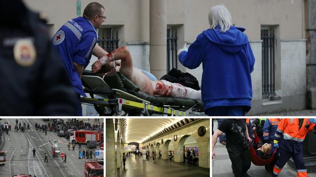 Terorizam u Rusiji: U eksploziji  10 mrtvih i više od 50 ranjenih