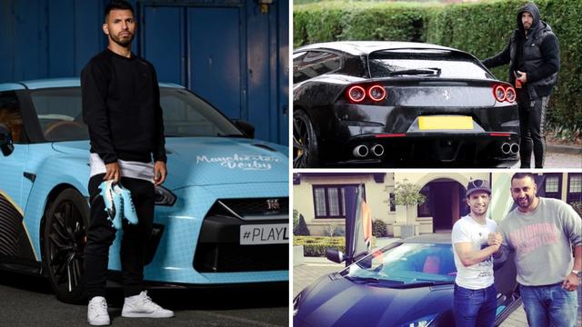 Aguerova kolekcija: Bondov Rover 007, Ferrari i - Nissan