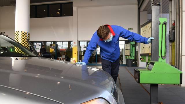 Na tehničkom pregledu auto može pasti i zbog loših guma