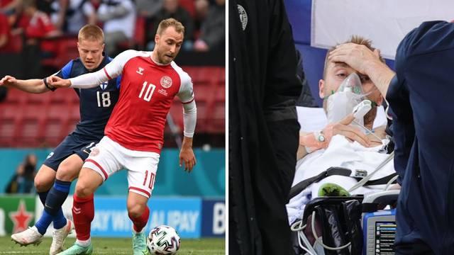 Christiane, dobrodošao si: Uefa zove Eriksena na finale Eura