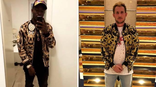 Izet i Beli, Versace i Fendi: Njih dvojica su pravi modni blizanci