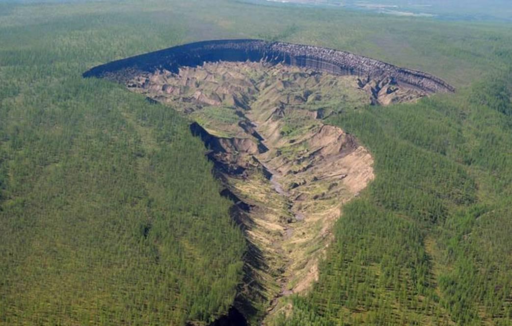 U Sibiru su se, vjeruju mnogi, otvorila vrata u zagrobni život