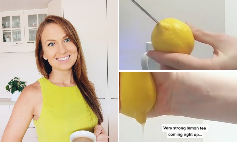 Sjajno: Limun možete iscijediti a da ga uopće ne prerežete!