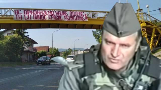 Sramota u Banjoj Luci: Podržali koljača i genocidnog zločinca uoči današnje presude u Haagu