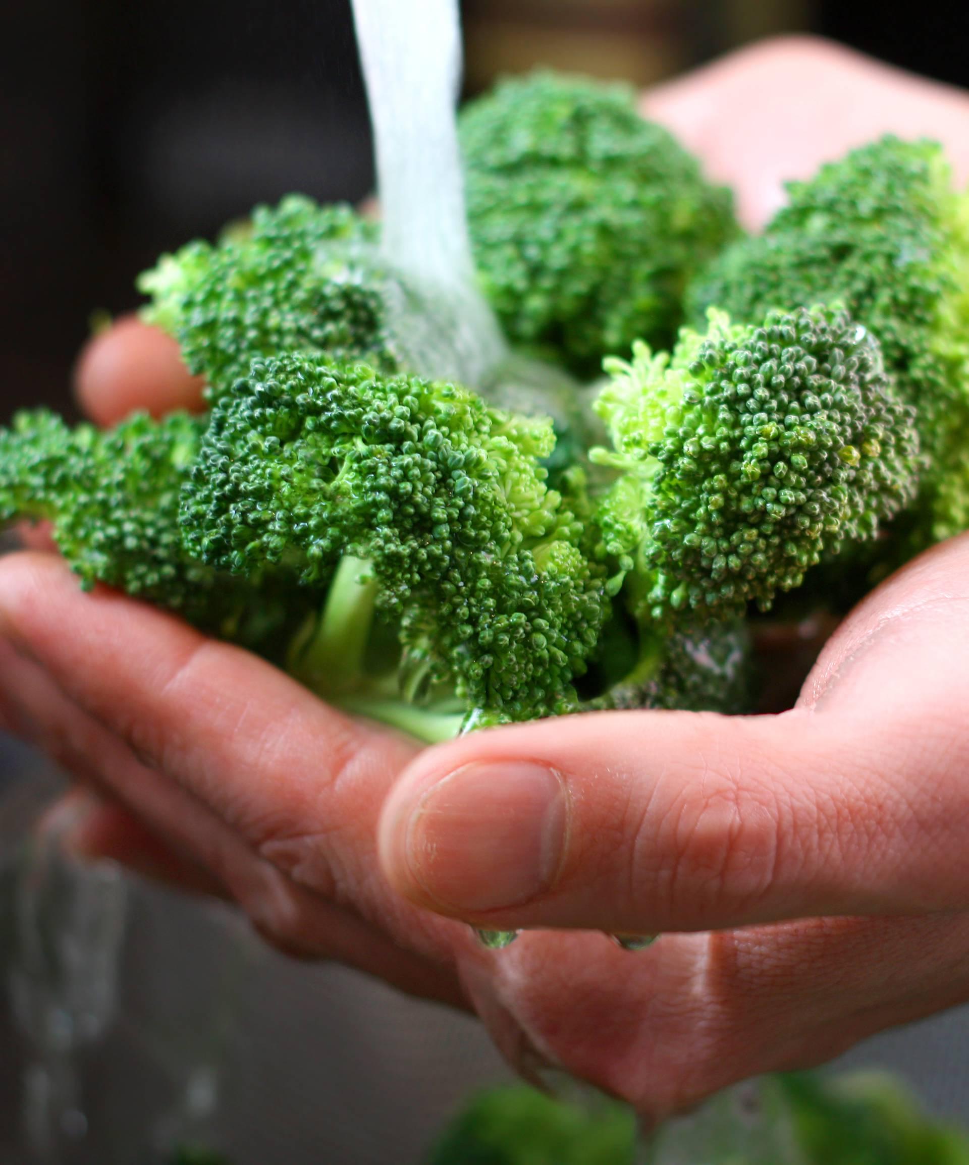 Brokula je poput tablete vitamina, ali ne treba je kuhati