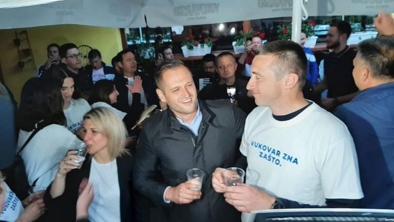 Vukovar dobiva novog-starog gradonačelnika: Ivan Penava osvojio 54,35 posto glasova
