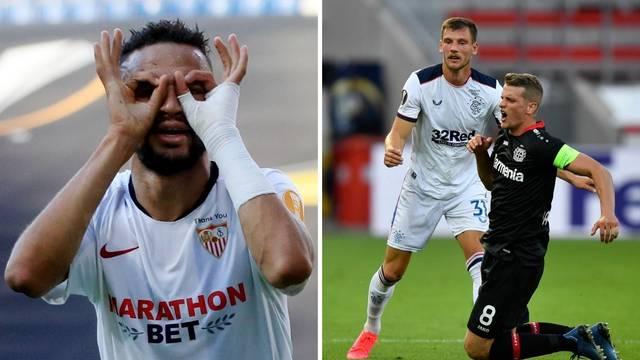 Bayer izbacio Bornu i Rangerse, Sevilla se poigrala s 'vučicom'