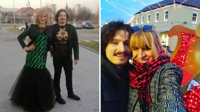 Romana Taylor: 'Moj Marko je heroj, vjenčanje je bilo divno'