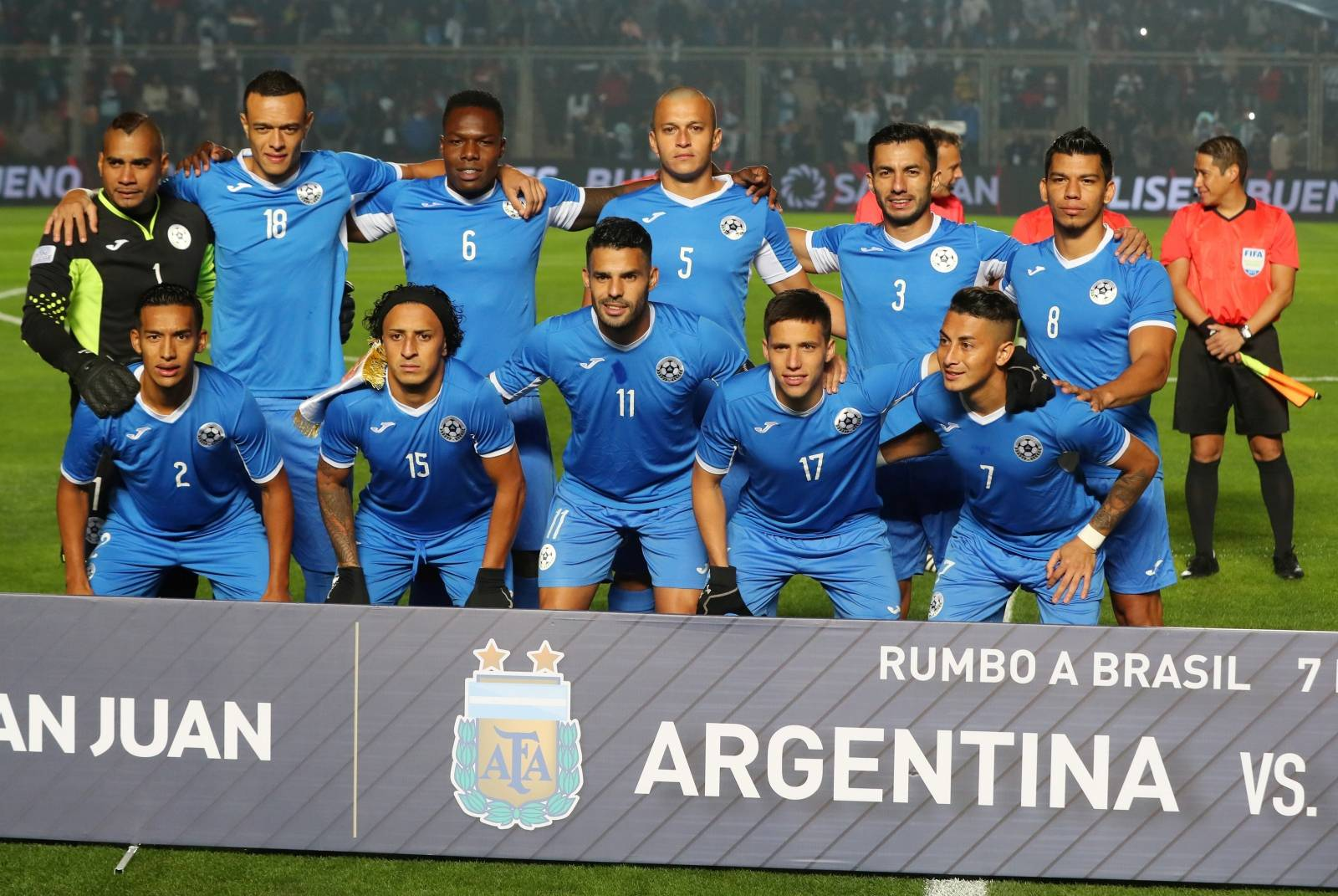 Soccer - International Friendly - Argentina v Nicaragua