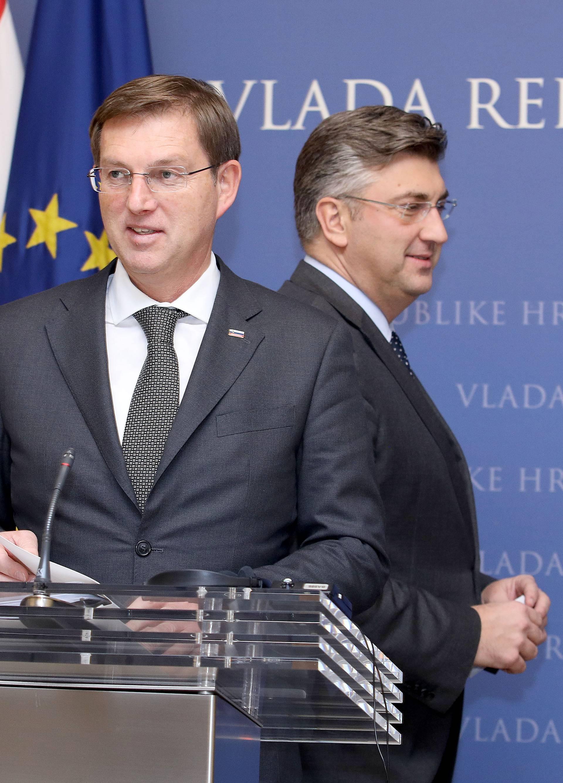 Miro Cerar: Nije bilo nikakvog dogovora s Hrvatima o granici