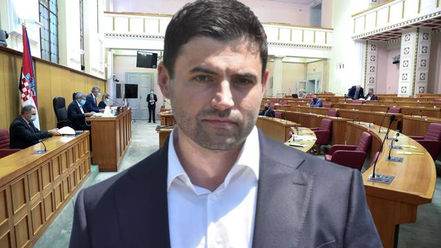 Nevjerojatno: Bernardić nije bio u Saboru dva mjeseca, ali plaća od 14.000 kuna mu i dalje ide