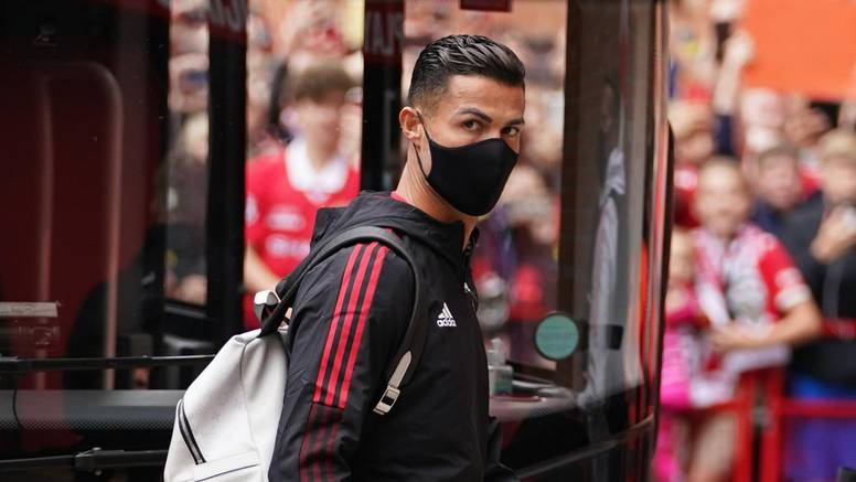 Evo što je napravio Ronaldo kad je ugledao dječaka s natpisom