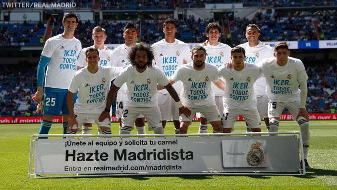 Real pobjedom pružio podršku Casillasu: 'Iker, uz tebe smo...'