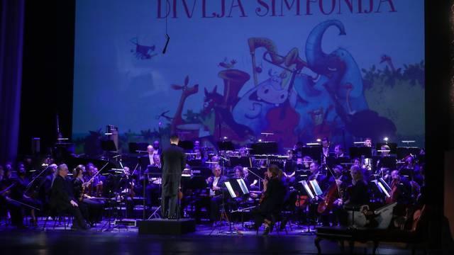 """Koncert Zagrebačke filharmonije i Dan Browna """"Divlja simfonija u HNK"""""""