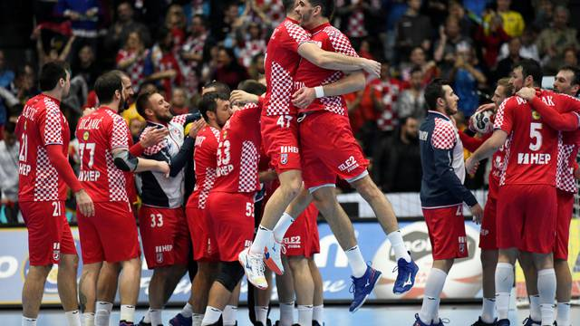 IHF Handball World Championship - Germany & Denmark 2019 - Group B - Croatia v Macedonia
