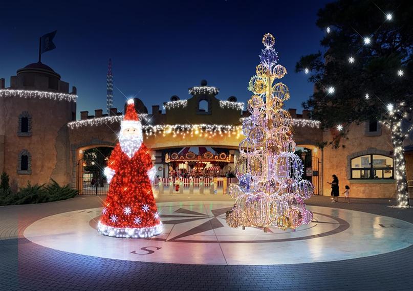 """Fun park Biograd predstavlja božićni advent """"Božićna bajka"""""""