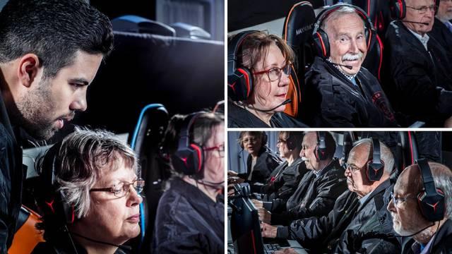 Video igre nisu samo za mlade: Prosjek ove ekipe je 71 godina!