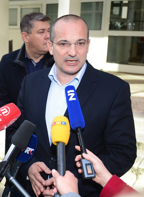 Orsat  Miljenić: 'Od SDP-a ću napraviti pobjedničku stranku'