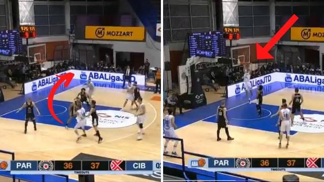 Srušili Partizan: Pogledajte NBA akciju mladih zvijezda Cibone